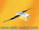 Dual 2x2 Optical Fiber Switch