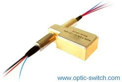 Dual 2X2 MultiMode Optical Switch