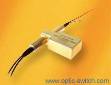Dual 1x2 Fiber Optical Switch