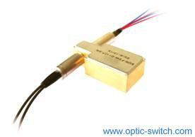 dual 1x2 optical switch